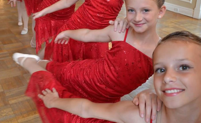 Flowing Grace School of Dance Children's Classes