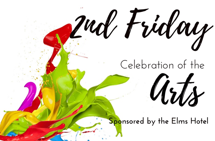 Second Friday Celebration of the Arts @ Oxford Community Arts Center