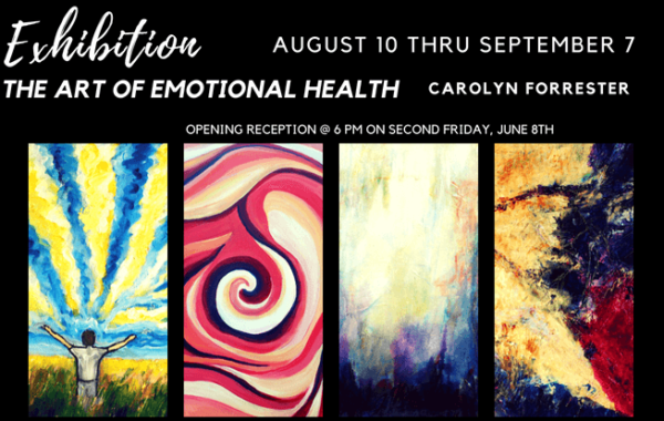EXHIBITION: THE ART OF EMOTIONAL HEALTH