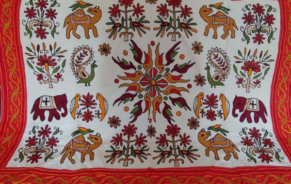 The Fabric of India – Curated by Nicola Rodrigues