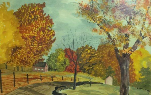 Variations of Watercolor – Howard Krauss