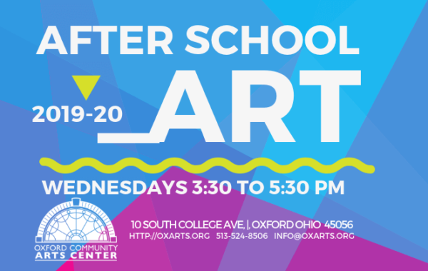 Take Part In Art!  After School Art