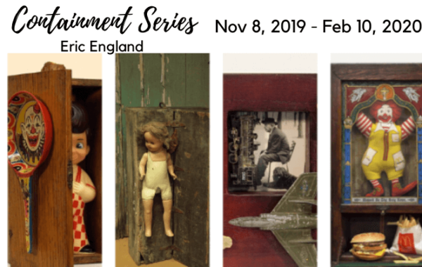 Containment Series – Eric England