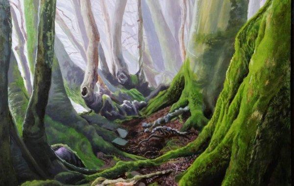 Landscape Paintings – Rick Jones