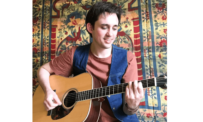 Guitar: Intro to Chords and Songs: A Virtual Course via Zoom