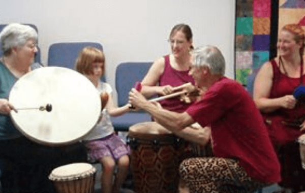 Rhythm Expedition: Recreational Hand Drumming – Virtual Course via Zoom
