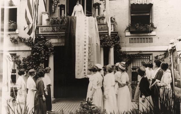 19th Amendment History Exhibition
