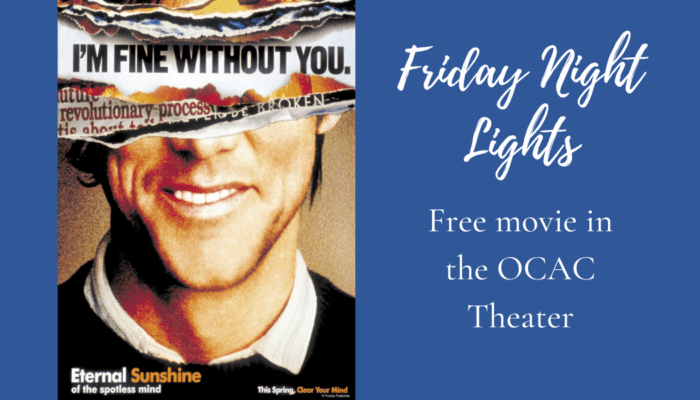 Eternal Sunshine of the Spotless Mind (2004) @ OCAC: Theater
