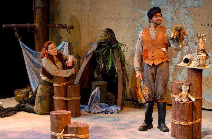 Magic Carpet Theatre: The Little Mermaid