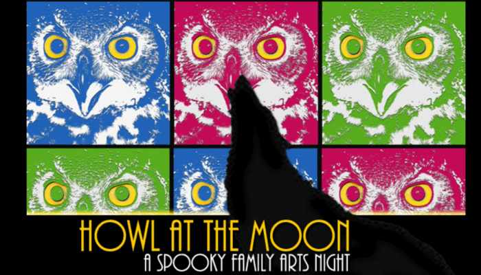 Howl at the Moon @ Oxford Community Arts Center